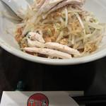 11694493 - 汁無塩坦々麺