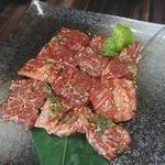 焼肉 官兵衛 - 料理写真:サガリ