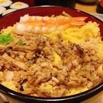 116943634 - 名代ちらし寿司