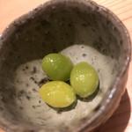 鮨 さかい - 銀杏
