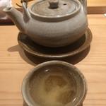 鮨 さかい - 土瓶蒸し