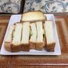 トリム - 料理写真:ハムのサンドイッチ