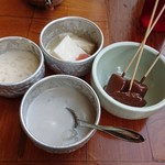 CHEDI LUANG - 全部デザート(さらにぐだぐだ)