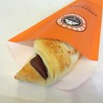 サンマルク・カフェ - 料理写真:チョコクロ 170円