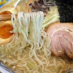 らーめん三歩 - 濃魚出汁しお麺