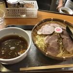 116954081 - チャーシューつけ麺