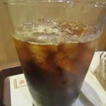 ロッテリア - レインフォレストアイスコーヒー