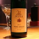 ワインサロン 銀座G.G. - ハム醸造所 アルテレーベン リースリング