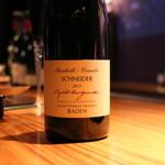 ワインサロン 銀座G.G. - シュナイダー醸造所 シェーネンベルク シュペートブルグンダー