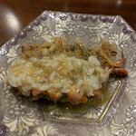 116959867 - オマール海老のXO醬蒸し 柚子ソースで