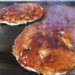 お好み焼 好平 - 豚と牡蠣