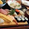 光 - 料理写真:寿司定食(800円)