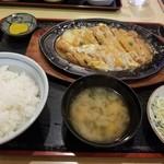 きそば 札幌 小がね - カツ丼