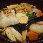 島彦本店 - 鍋焼きうどん
