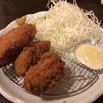 こーちゃん - 大粒カキフライ 1,200円