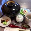 Yamaki - 料理写真:立派な蓋付きで提供されます