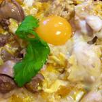 弥満喜 - 卵がめっちゃ濃厚な味です
