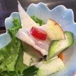 弥満喜 - サラダ