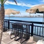 江の島ビアテラス - この席へ