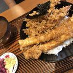 天房 - 大えび穴子天丼