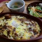 Karankoron - 焼きチーズカレー