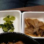 えび伝茶屋 - 小鉢