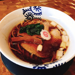 特級中華蕎麦 洋介 - 料理写真:中華そば