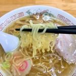 ラーメン幸雅 - 麺