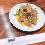 中国料理 萬里 - ザーサイ 440円