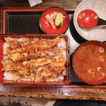 美濃作 - 天丼
