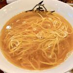 麺屋あごすけ - あご出汁と鶏ガラのWスープ