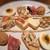 ピッコラ・フェリーチェ - 前菜盛り合わせ。(写真は2人前)