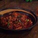 韓韓麺 - ホルモン焼