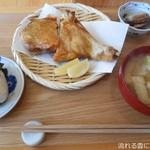 116985163 - 鶏の素揚げ定食