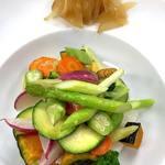 ツカサ - 料理写真:地元産野菜を、ふんだんに使ったヤシカレー