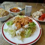 Rokoushurou - クルミだれ坦々冷麺730円