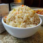 Rokoushurou - ランチは、炒飯、麻婆豆腐ほか、おかわり自由