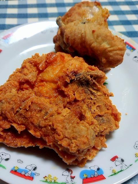 チキン レッド サンド ホット