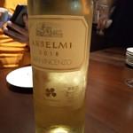 フォカッチェリア ラ ブリアンツァ - 白ワイン