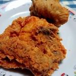 ケンタッキーフライドチキン - 料理写真:レッドホットチキン