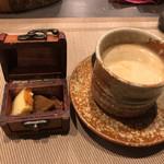 新上屋 - コーヒーとお菓子