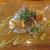 ニケ ワイン&グリル - 料理写真:ヒラメのカルパッチョ