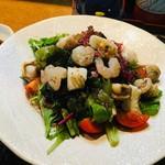 べんけい - 海鮮サラダ