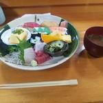 相羽寿司 - 料理写真: