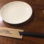 ヒロ ムネトモ - 堺東の穴場?な鉄板バル ^^