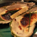 和多花 - お刺身から変更-(牡蠣のマヨネーズ焼き)