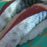 沼津 魚がし鮨 - しめ鯖