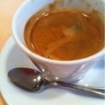 11700289 - 食後のコーヒー