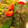 サンティノ - 料理写真:生の肴にピーマンとアンチョビを使った炒めもの。 激ウマ!