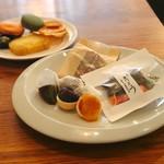 野菜がおいしいカフェ LONGING HOUSE - 2皿目、3皿目